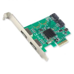 Areca ARC-1226-8i-MS 8-port PCIe 3.0 internal 8 ports 12Gbps SAS RAID Adapter Dual SFF8643