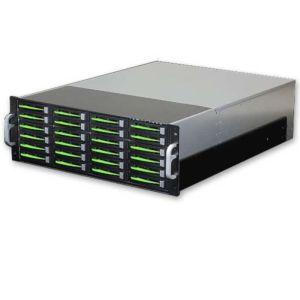 Thunderbolt 3 4U Twenty-Four SAS | SATA Hardware RAID0/1/10/5/6