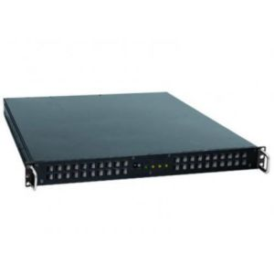 Five (5) SATA 6Gb Bay In 1U Rackmount With ESATA 6Gb - Port Multiplier SATAIII